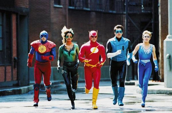 05 - Justice League