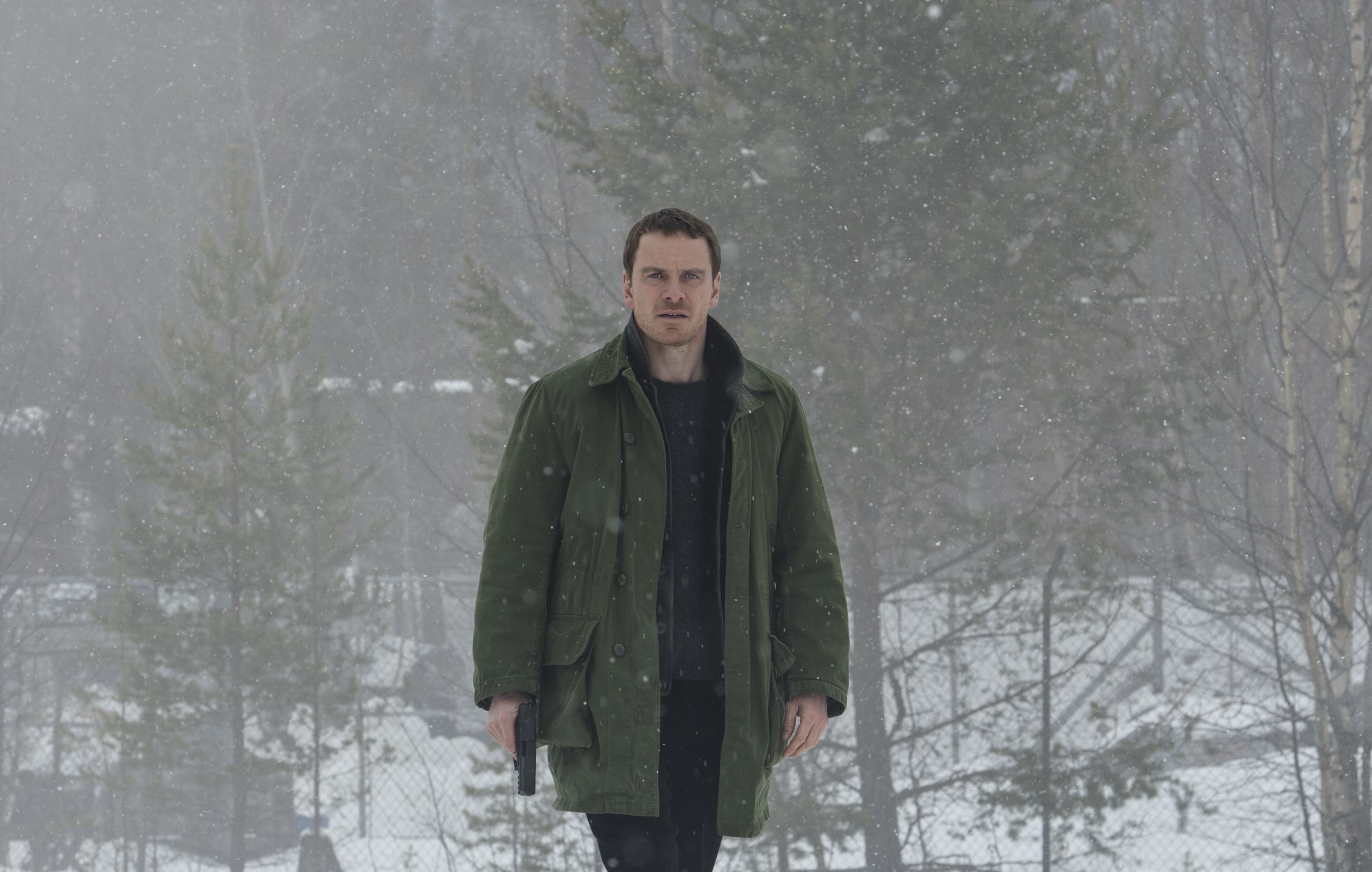 Movie Review - 'The Snowman'