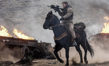 Chris Hemsworth Leads A Team Against Terrorists In '12 Strong' Trailer