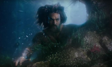Jason Momoa's Aquaman Steals the Show in the Latest 'Justice League' Trailer