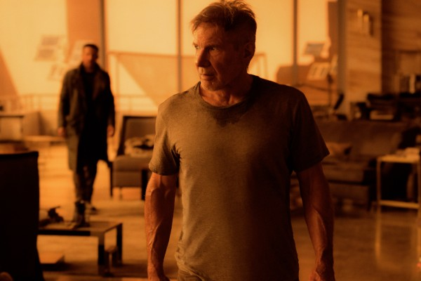 Talking secrets and styles with the cast of 'Blade Runner 2049'