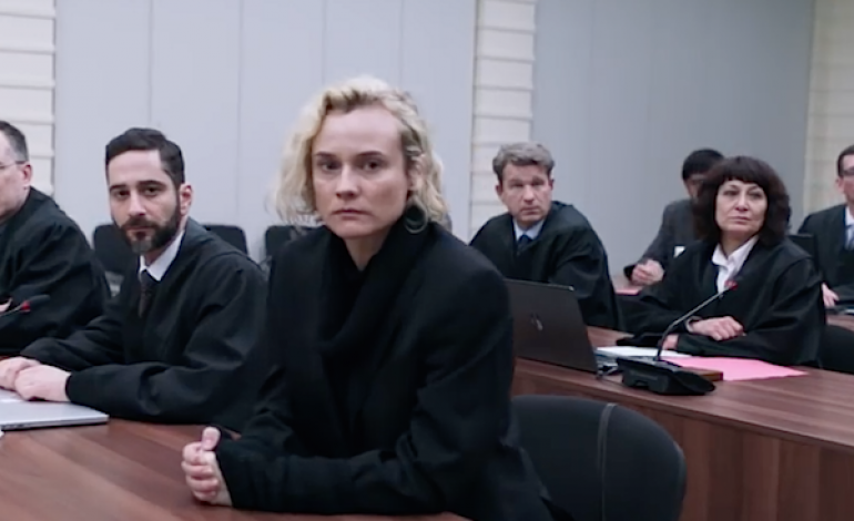 See Diane Kruger the Trailer for 'In The Fade'