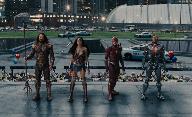 Detailed Justice League International Box Office Opening Results