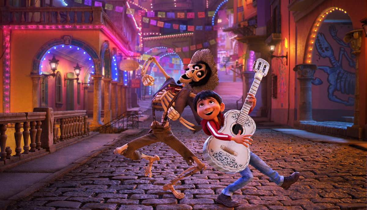 Movie Review - 'Coco'