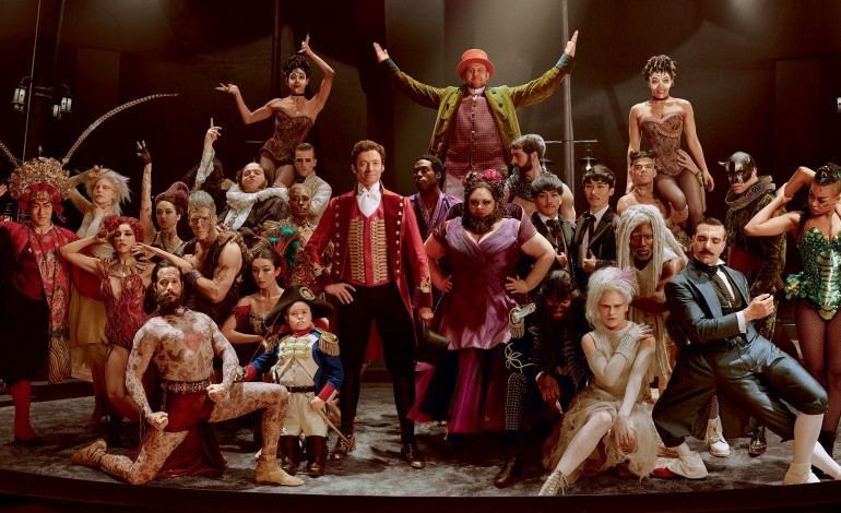 Movie Review – 'The Greatest Showman'