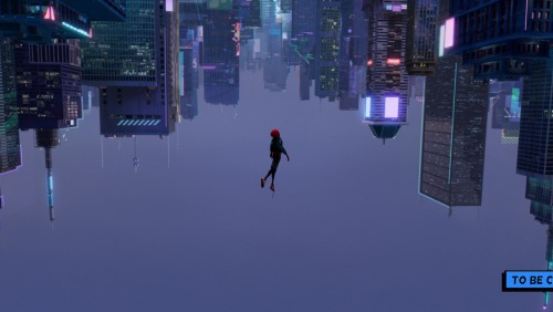 'Spider-Man: Into The Spider-Verse' Releases Stylish Teaser Trailer