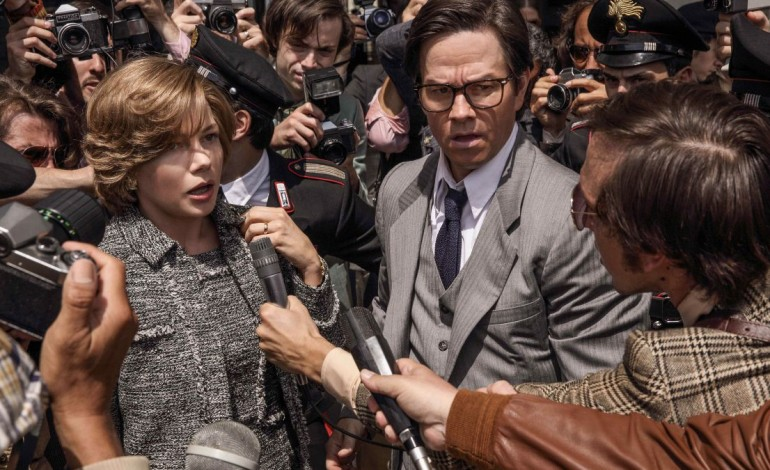 Movie Review – 'All The Money in the World'
