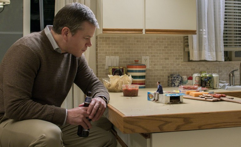 Movie Review – 'Downsizing'