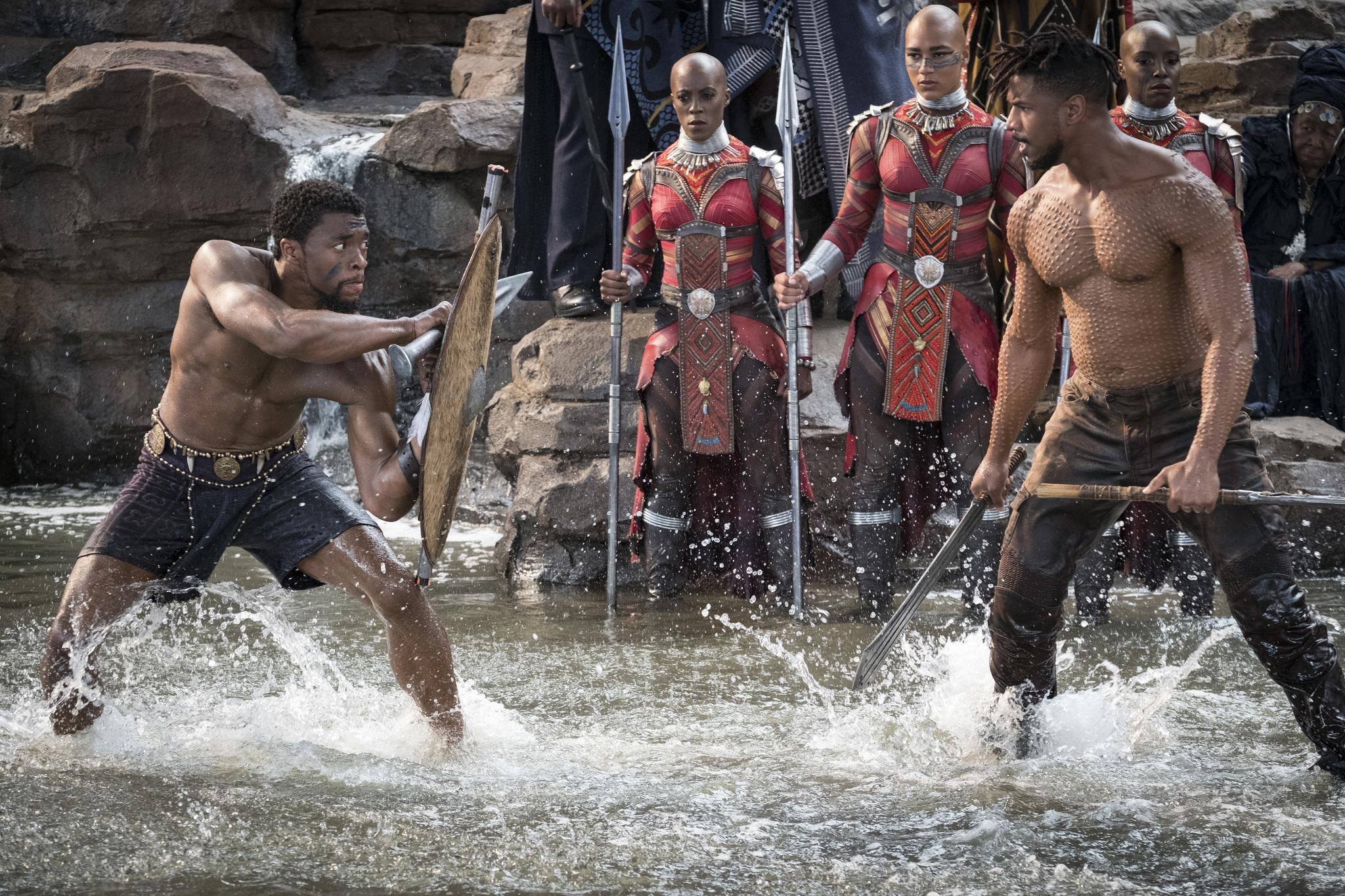 Movie Review - 'Black Panther': A Rumination on Integration Wrapped in a Superhero Narration