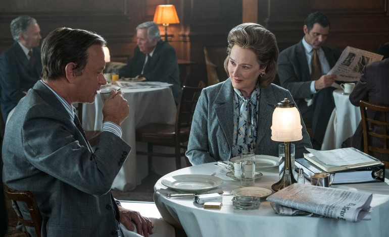 Lebanon bans The Post, Spielberg's new film, over Israel links