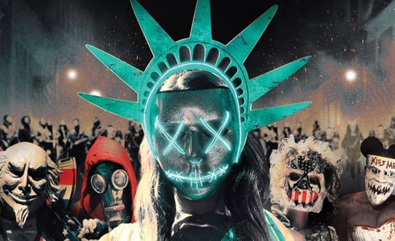 The First Purge Teaser Trailer Wants To Make America Great Again