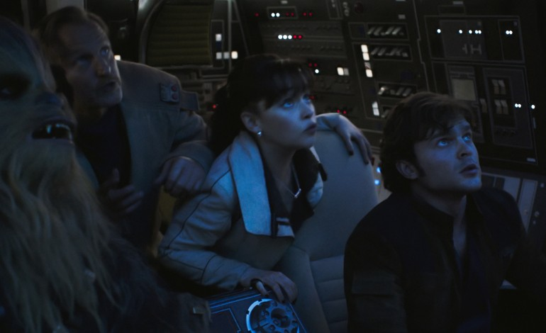 Full Length Trailer, Images, and One-Sheets Now Available for 'Solo: A Star Wars Story'