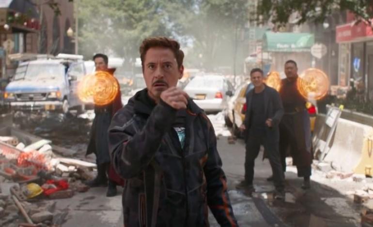 Avengers: Infinity War gets brief teaser during Super Bowl