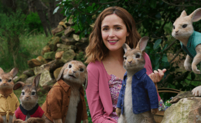Movie Review – 'Peter Rabbit'