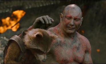 Disney Doesn't Rehire James Gunn for 'Guardians of the Galaxy Vol. 3', David Bautista Strikes Back