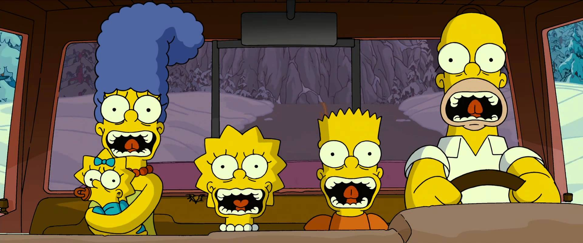 New Information On Second Simpsons Movie Revealed Mxdwn Movies