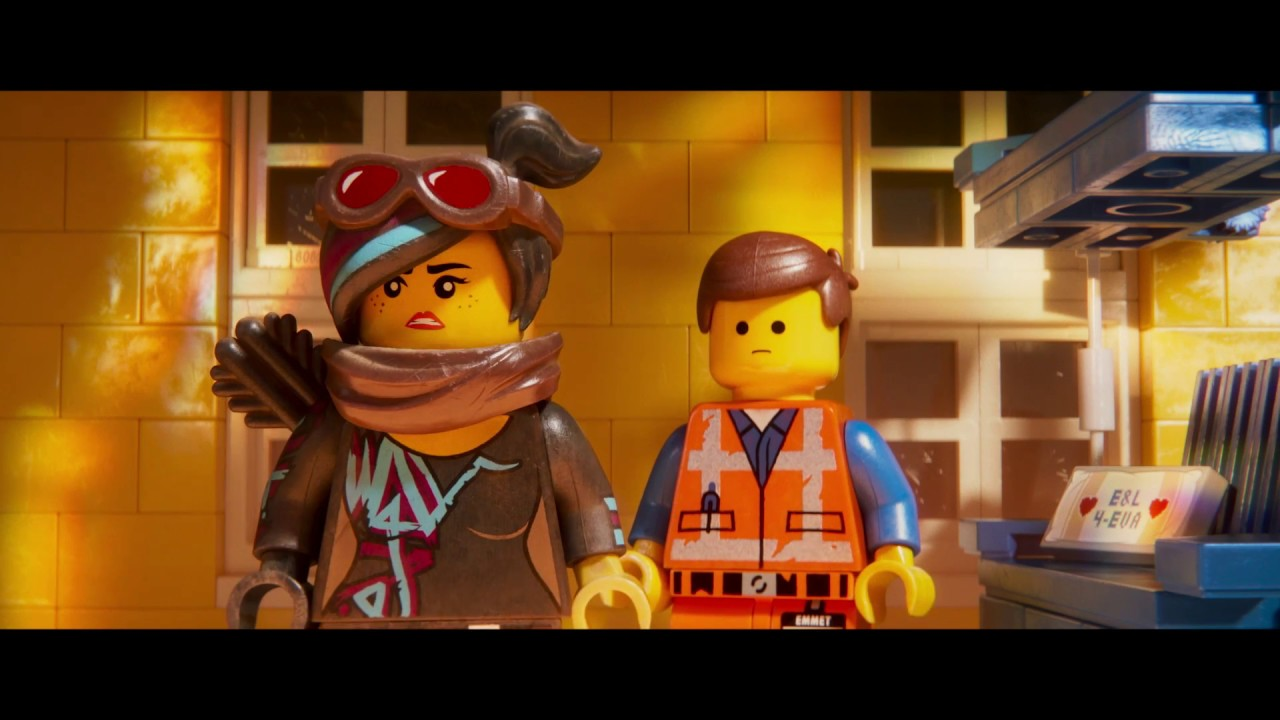 The Lego Movie 2 The Second Part Second Trailer Lands Before Brick Friday Mxdwn Movies