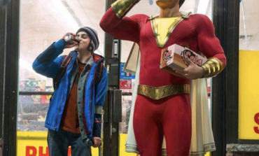 'Shazam!' Gets April Debut in China