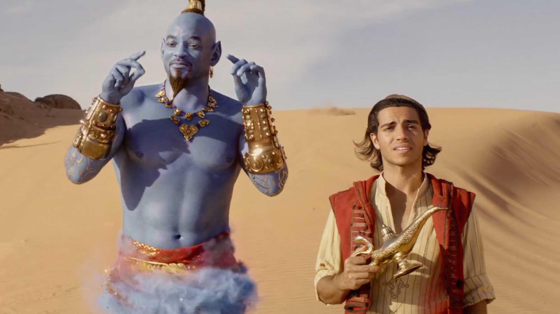 Aladdin 2019 Surpasses The Billion Dollar Mark At The Box Office Mxdwn Movies