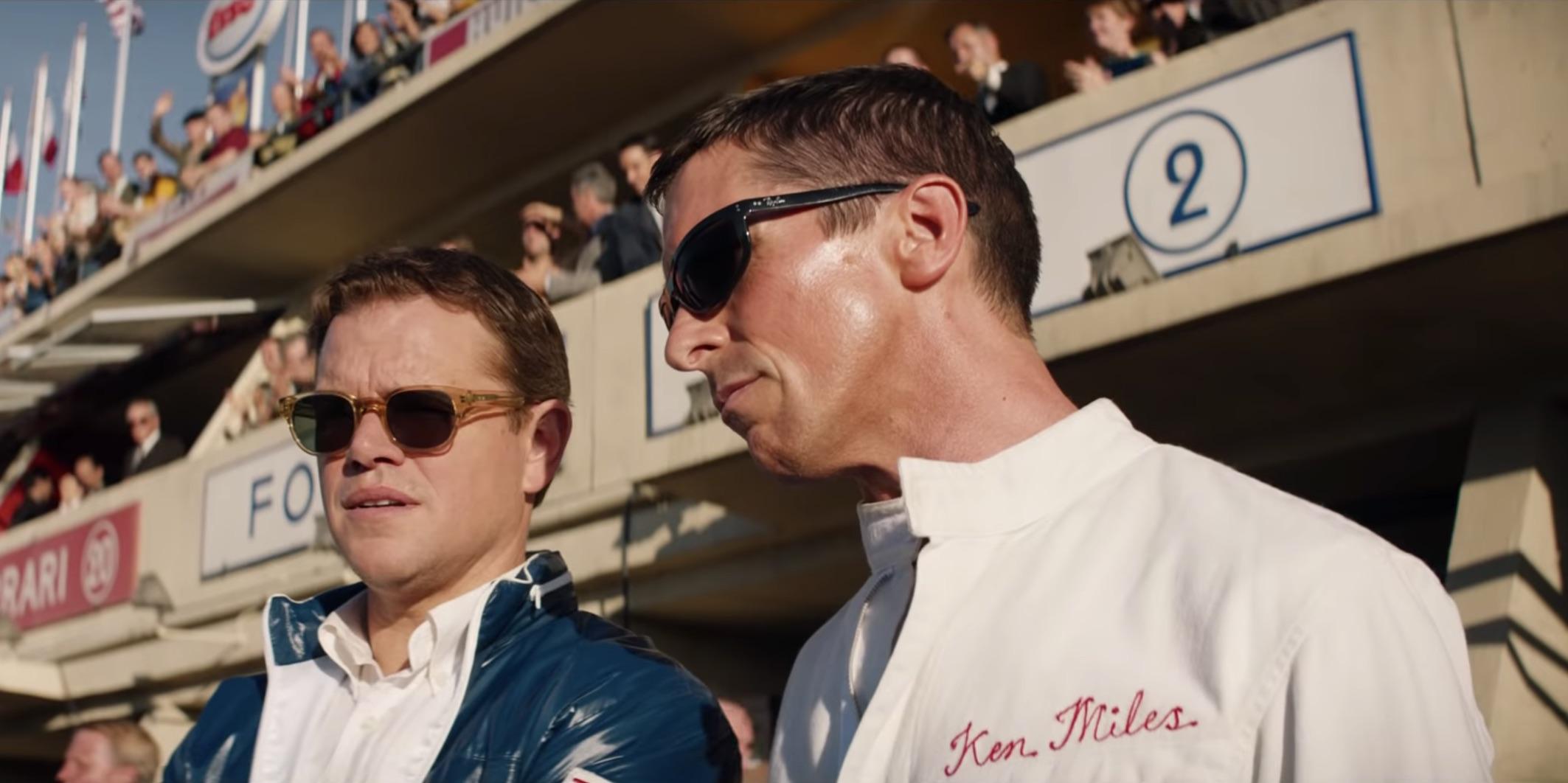 Movie Review Ford V Ferrari Mxdwn Movies