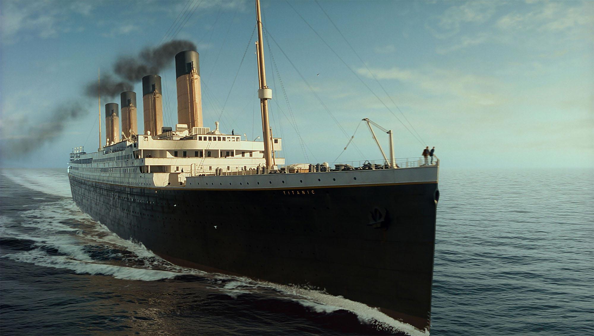 Classic Movie Review Titanic 1997 Mxdwn Movies