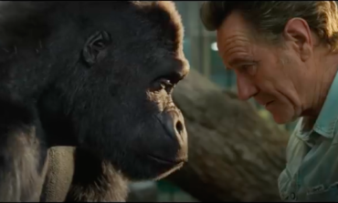 See the Trailer for New Disney+ Film 'The One and Only Ivan' Featuring Bryan Cranston, Sam Rockwell