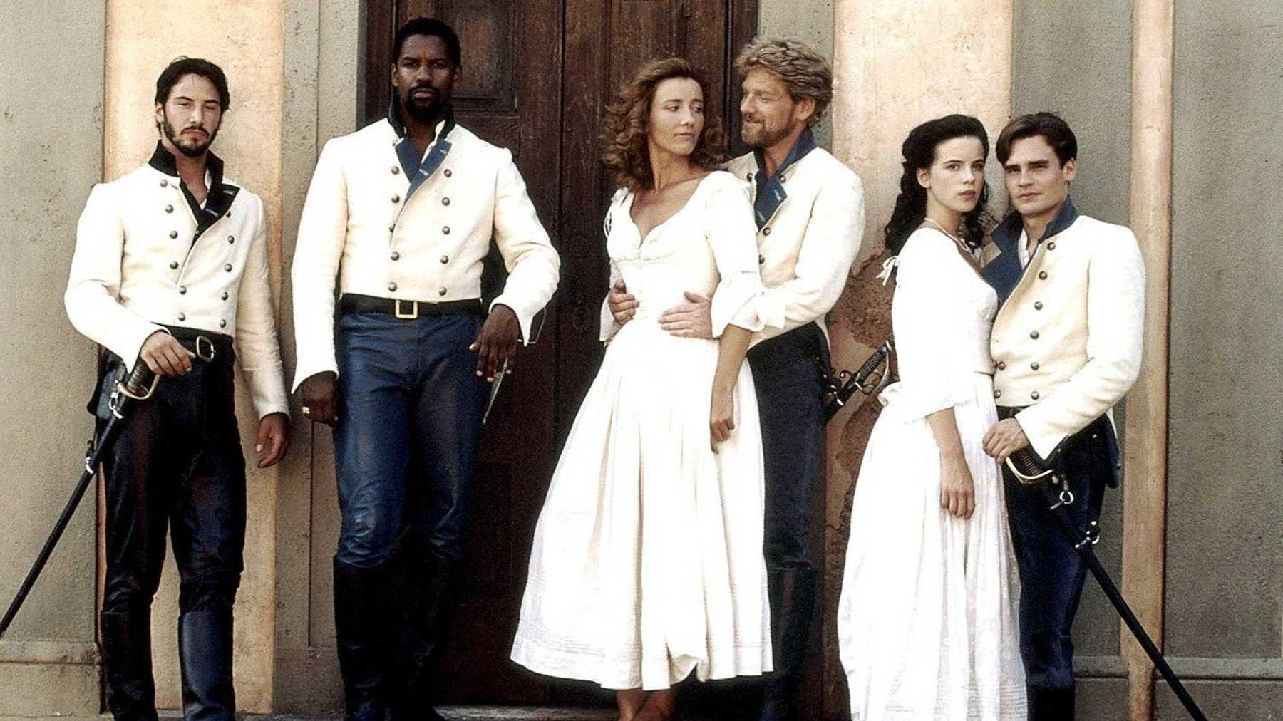 Comparing Branagh and Whedon's 'Much Ado About Nothing' - mxdwn Movies