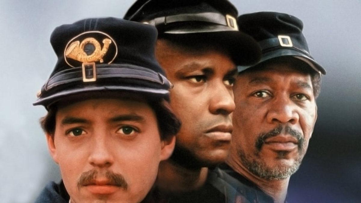 Glory (1989) – Biography, Drama, History